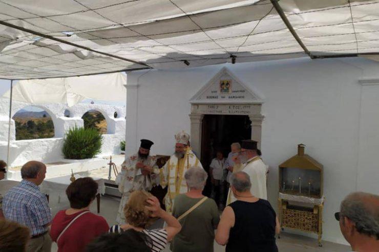 Η Εορτή των Αγίων Αναργύρων στην Σύμη
