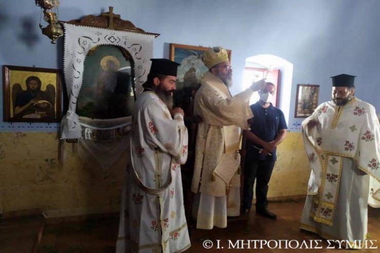 Εορτή Αγίου Αιμιλιανού στη Σύμη