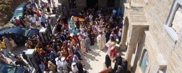 Η Εορτή της Αγίας Μαρίνης στην ομώνυμη Ιερά Μονή της Άνδρου