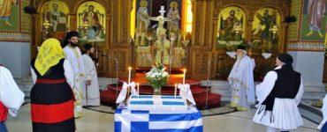 Τιμή και δόξα στους Λακεδαιμόνιους ήρωες και ηρωίδες του 1821