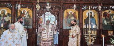 Κυριακή των Αγίων Πατέρων της Δ´ Οικουμενικής Συνόδου στη Μητρόπολη Ταμασού