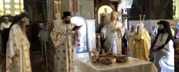 Τριήμερο εορτασμών στη Μητρόπολη Θηβών
