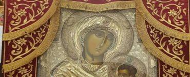 Πανήγυρις Συνάξεως Ιεράς Εικόνος Παναγίας Πορταΐτισσας στον Ιερό Ναό Αγίου Νικολάου Οιχαλίας