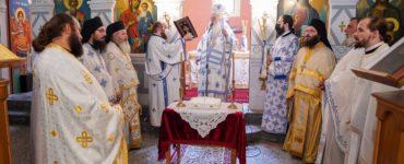 Μνημόσυνο για τον μακαριστό Μητροπολίτη Θεσσαλονίκης κυρό Παντελεήμονα τον Β΄ (ΦΩΤΟ)