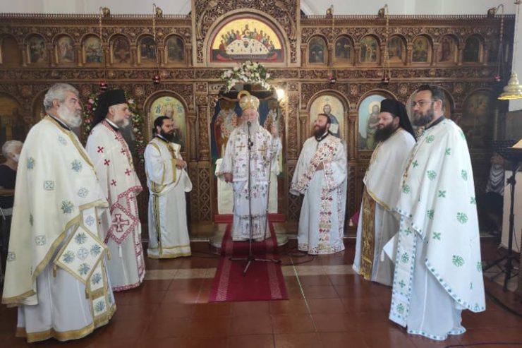 Η Εορτή του Προφήτη Ηλία στη Χαλκίδα