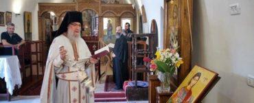 Η Εορτή του Αγίου Μεγαλομάρτυρος Προκοπίου στο Πατριαρχείο Ιεροσολύμων