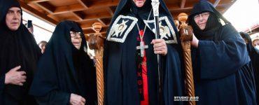 Ενθρόνιση Νέας Ηγουμένης στην Ιερά Μονή Αγίας Μαρίνας Άργους