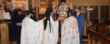 Εορτή Αγίου Παντελεήμονος στην Πολίχνη Θεσσαλονίκης