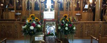 Η Καρδίτσα υποδέχτηκε Ιερό Λείψανο της Αγίας Παρασκευής