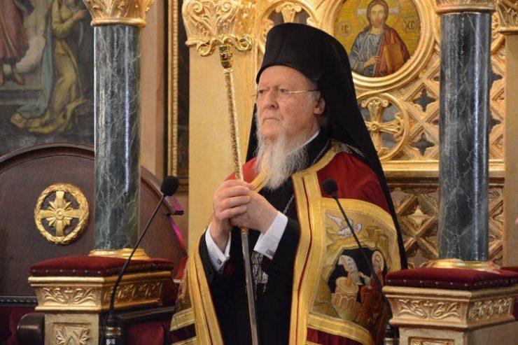 Ο Οικουμενικός Πατριάρχης στην Ίμβρο για την επέτειο των 60 ετών από την εις διάκονον χειροτονία του Ματαίωση της επισκέψεως του Οικουμενικού Πατριάρχου στην Κούβα Μήνυμα συμπαράστασης του Οικουμενικού Πατριάρχου προς τον Ελληνικό Λαό Τον Οκτώβριο στις ΗΠΑ ο Οικουμενικός Πατριάρχης