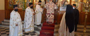 Η Πανήγυρη του Αγίου Τίτου στα Καλύβια Μονοφατσίου