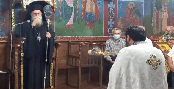 Άρτης Καλλίνικος: Η Παναγία δέχεται τα αιτήματά μας