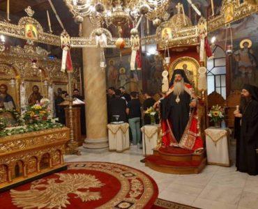 Πανηγυρίζει η Ιερά Μονή Αγίας Θεοδώρας Θεσσαλονίκης
