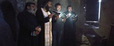 Λαμπρά πανηγύρισε η Ιερά Μονή Φιλοσόφου Γορτυνίας