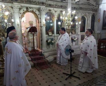 40ήμερο μνημόσυνο μακαριστού ιερέως Κωνσταντίνου Κουτσούρη