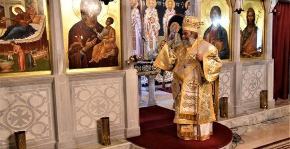 Μάνης Χρυσόστομος: Η Παναγία γαληνεύει τον ψυχικό μας τάραχo
