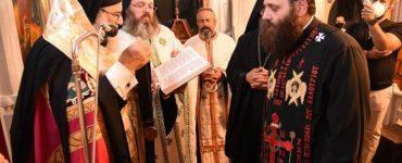Μοναχική Κουρά στην Ιερά Μονή Παναγίας Γιατρίσσης Ταϋγέτου