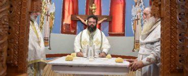 Εγκαίνια Ιερού Παρεκκλησίου Κοιμήσεως της Θεοτόκου και Οσίου Ζήνωνος στη Μητρόπολη Μαρωνείας
