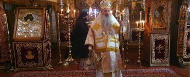 Πανηγύρισε η Ιερά Μονή Μεταμορφώσεως του Σωτήρος Μεγάλου Μετεώρου