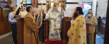 Μετεώρων Θεόκλητος: Το κήρυγμα του Τιμίου Προδρόμου αφυπνίζει μέχρι σήμερα συνειδήσεις
