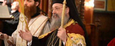 Με κορωνοϊό νοσηλεύεται ο Μητροπολίτης Πατρών Χρυσόστομος