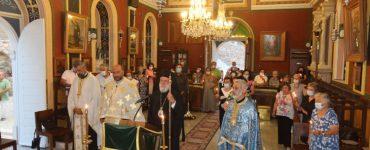 Παράκληση στην Παναγία στον Ιερό Ναό Γενέσεως της Θεοτόκου «Παναγίτσας» Χρούσσων