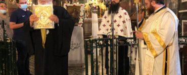 Ακολουθίες Ιεράς Παρακλήσεως στην Υπεραγία Θεοτόκο στη Μητρόπολη Θηβών