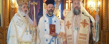 Εορτή Αγίου Καλλινίκου Επισκόπου Εδέσσης στα Τρίκαλα
