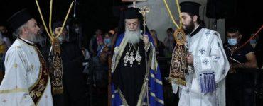 Η Εορτή της Μεταμορφώσεως του Κυρίου στο όρος Θαβώρ