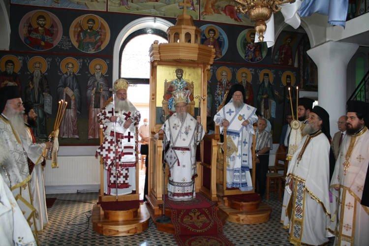 Η Εορτή του Αγίου Κοσμά του Αιτωλού στη γενέτειρά του