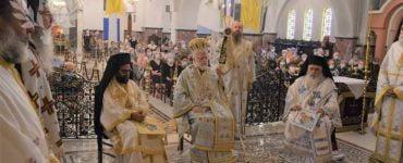 Τρισαρχιερατική Θεία Λειτουργία στον Ιερό Καθεδρικό Ναό Τιμίου Προδρόμου Νεαπόλεως