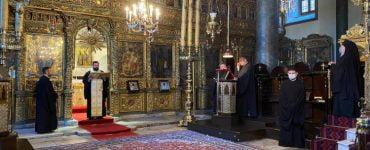 Η πρώτη Παράκληση του Δεκαπενταύγουστου και η εορτή της Αγίας Σολομονής στο Φανάρι