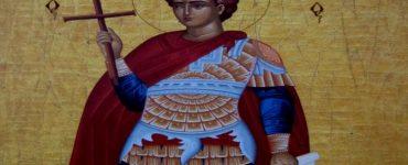Πανήγυρις Παρεκκλησίου Αγίου Φανουρίου Πετρουπόλεως Εορτή Αγίου Φανουρίου του Μεγαλομάρτυρα