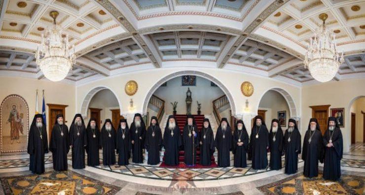 Ανακοινωθέν 3ης του έτους συνεδρίας της Ιεράς Συνόδου της Εκκλησίας της Κύπρου
