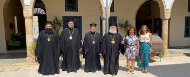 Ο Πατριάρχης Αλεξανδρείας στη Θεολογική Σχολή Εκκλησίας Κύπρου
