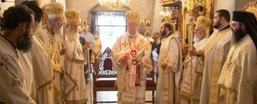 Η Εορτή του Αγίου Νεοφύτου στην Πάφο