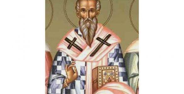 Εορτή Αγίου Γρηγορίου του Ιερομάρτυρα Επισκόπου της Μεγάλης Αρμενίας