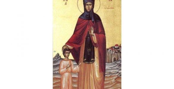 Εορτή Οσίας Θεοδώρας από την Αλεξάνδρεια