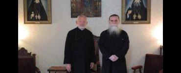 Ο Αρχιεπίσκοπος Καναδά στην ιδιαιτέρα του πατρίδα την Άρτα
