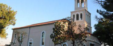 Θυρανοίξια Ιερού Ναού Αγίων Κωνσταντίνου και Ελένης στο Ρήγιο