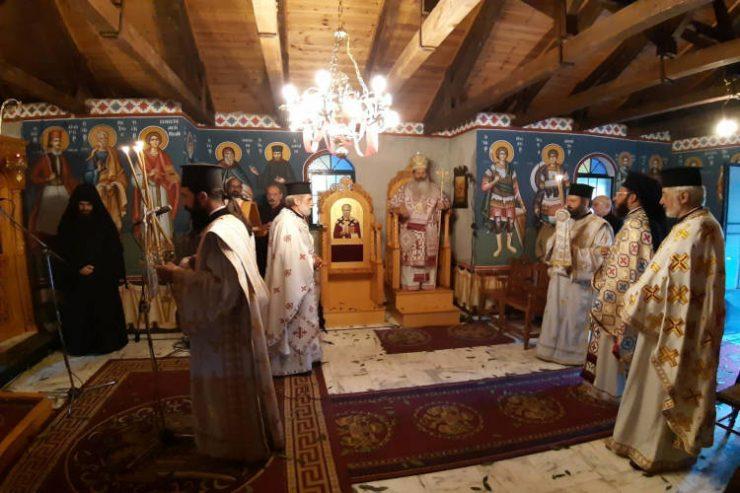 Ένα νέο Μοναστήρι στην ορεινή Δυτική Φθιώτιδα