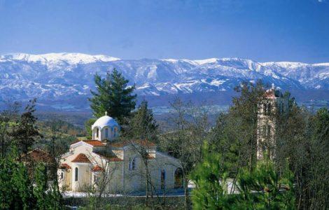 Αγρυπνία Αγίου Ευσταθίου στα Γρεβενά