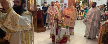 Εορτή Οσίου Αμφιλοχίου του Πατμίου στη Μητρόπολη Κισάμου