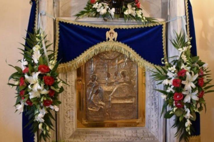 Πανηγυρίζει η Ιερά Μονή Παναγίας Γιατρίσσης Μάνης