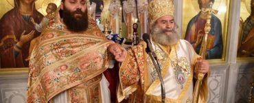 Μάνης Χρυσόστομος: Γίνεσαι ιερέας σε δύσκολους καιρούς, αλλ' αυτό αξίζει