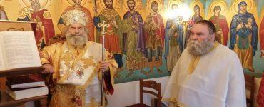 Εορτή Οσίου Κυριακού του Αναχωρητού στο Μαυροβούνι Γυθείου