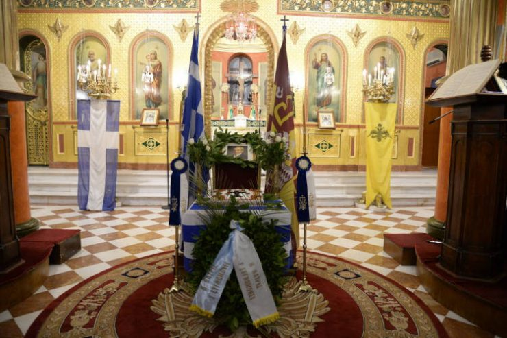 Η Μητρόπολη Πατρών τίμησε τον Ιωάννη Καποδίστρια
