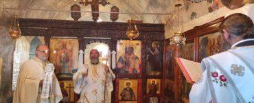 Η Εορτή της Παναγίας Μυρτιδιώτισσας στην Σύμη