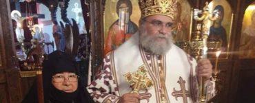 Ενθρόνιση Νέας Ηγουμένης στην Ιερά Μονή Αγίου Ιωάννου του Θεολόγου Φικάρδου
