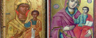 Πανήγυρις αμφίπλευρης Ιεράς Εικόνος Παναγίας Οδηγήτριας της Καλυβιανής